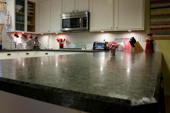 kitchen update reveal life rearranged