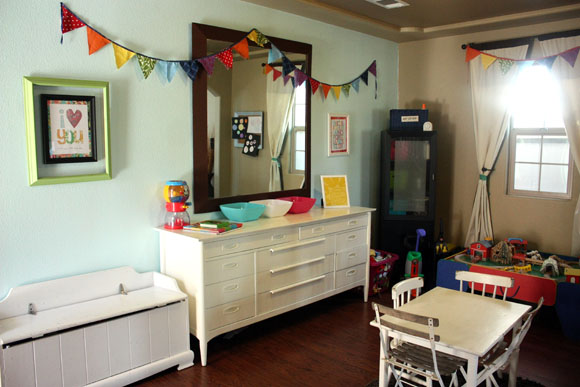 Playroom Update Life Rearranged