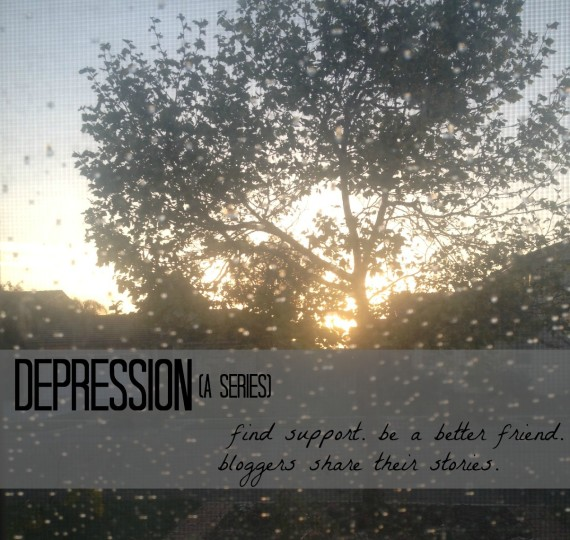 depression blogger series