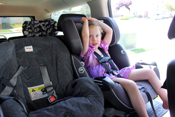 Car Seats & Special Needs {sponsored} | Life Rearranged