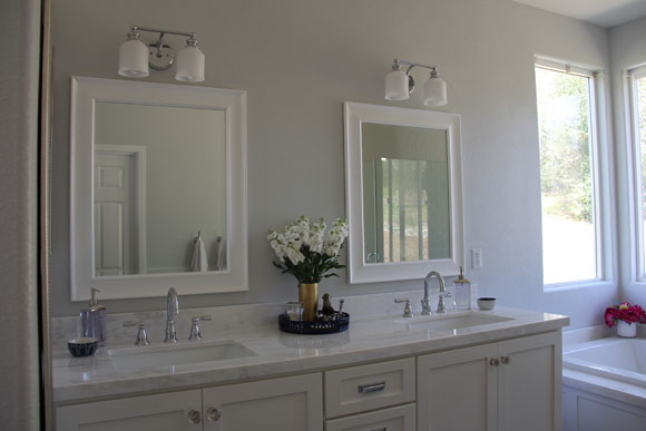 How To Design A Luxury Bathroom For Less Life Rearranged